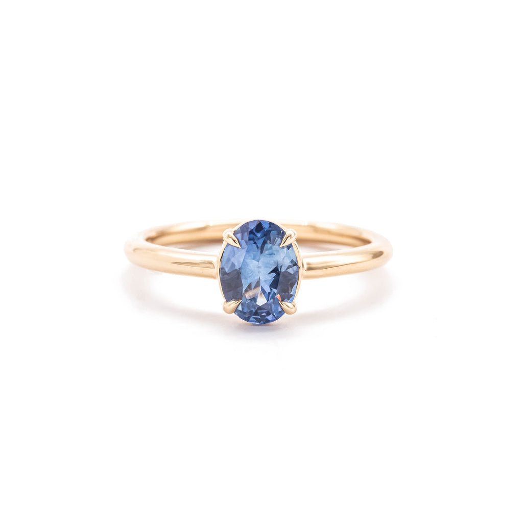 The Starry Sky Four Prong Ring