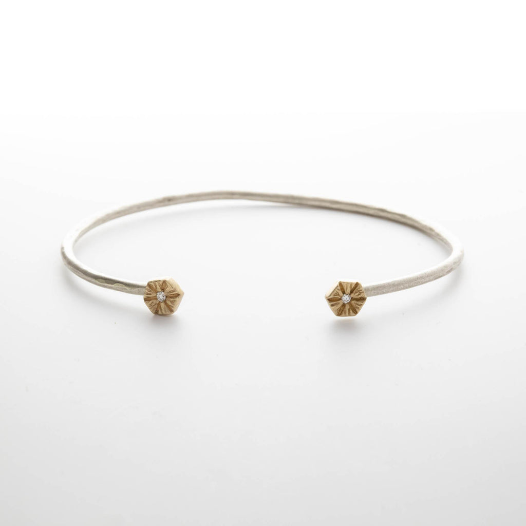 Hexagon Cuff