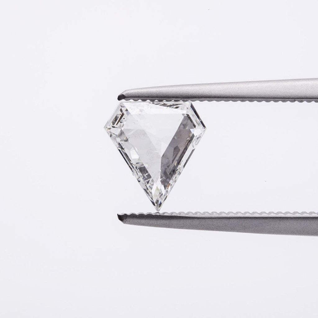 The Knockout (.57ct Shield Cut Diamond)
