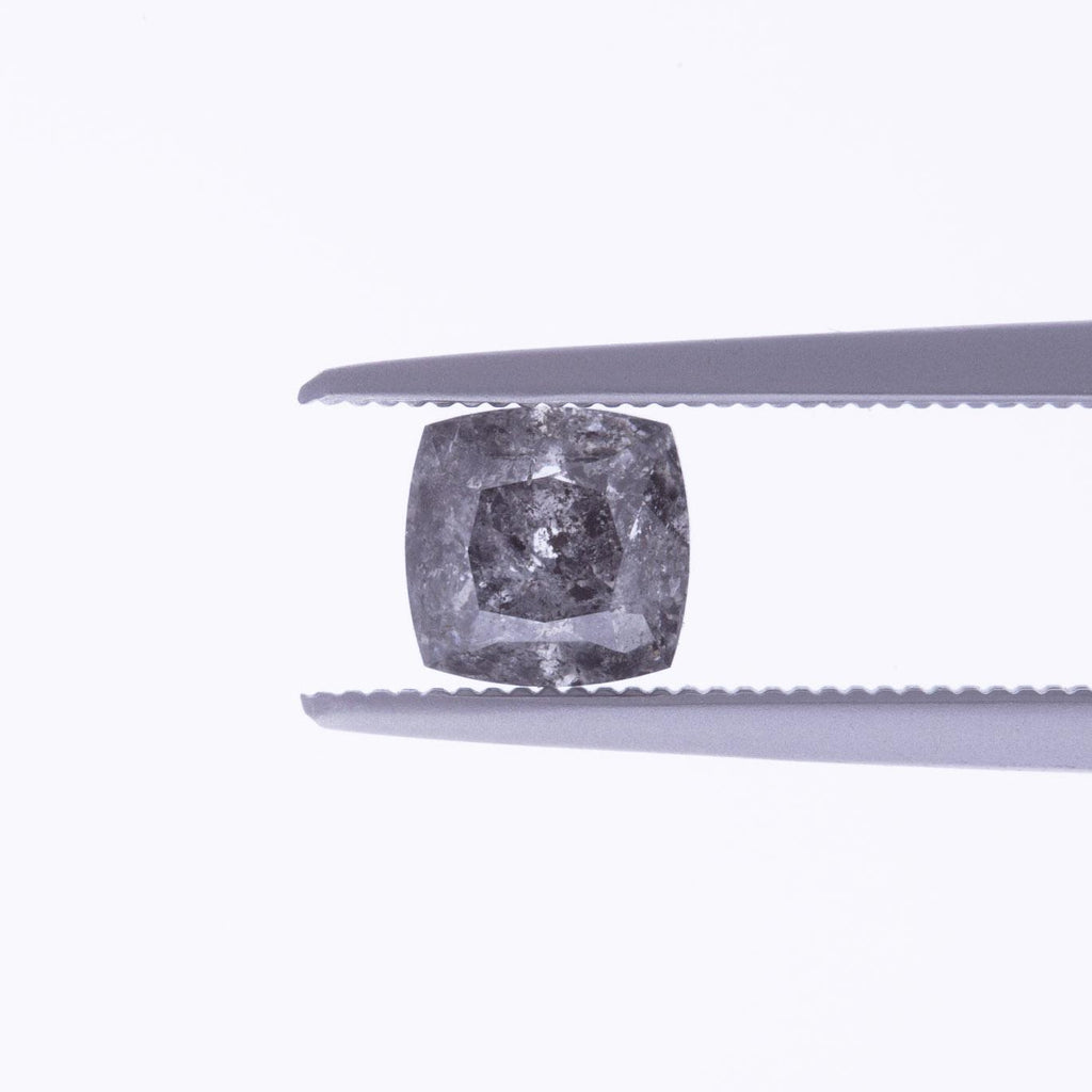 The Brooklyn (.77ct Cushion Cut Diamond)