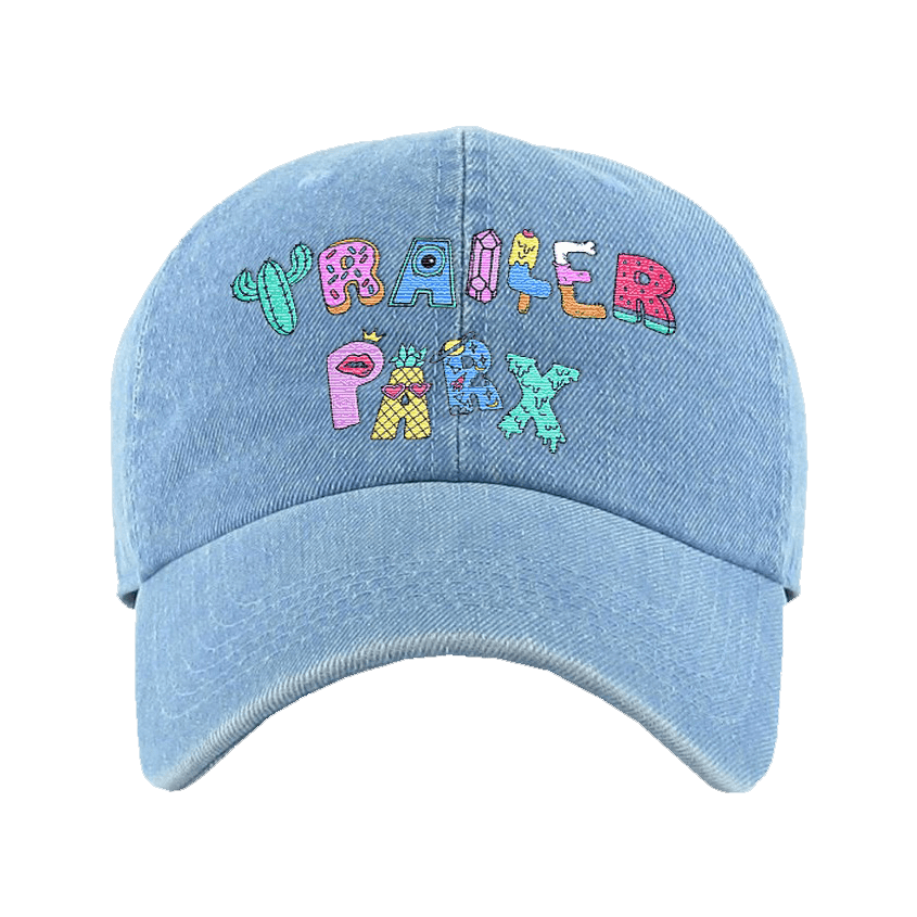 Trailer Parx Denim Hat