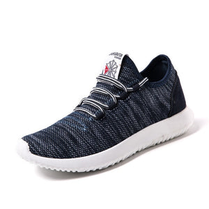 Men Shoes Breathable Mesh Men Shoes Lightweight Men Flats Fashion Casual Men's Shoes Designer Male Shoes Ultra Boosts Zapatillas