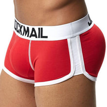 Load image into Gallery viewer, Male U convex Cup Padded Boxer Briefs Man's Enchancer Underpants