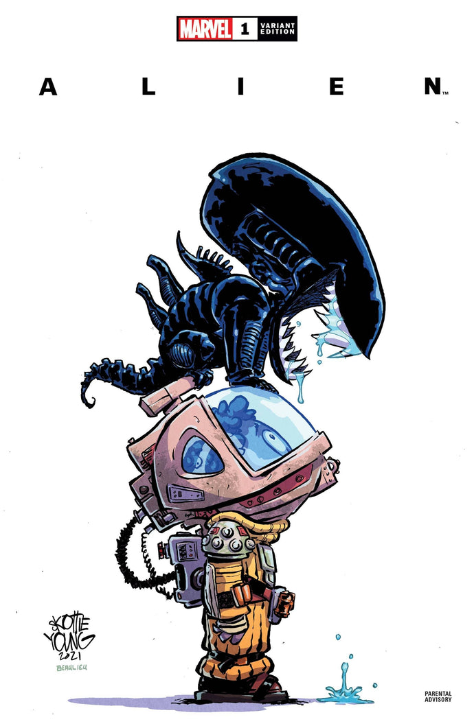Alien #1 Skottie Young Variant (2021)
