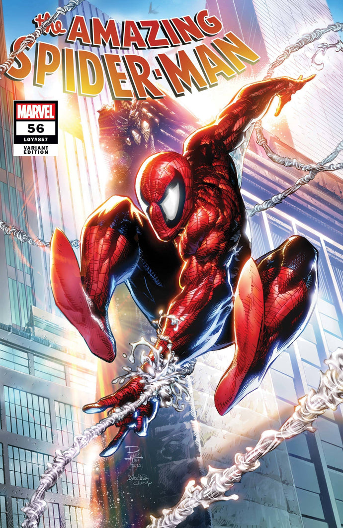 Amazing Spider-Man #56 Philip Tan Variant (2021)
