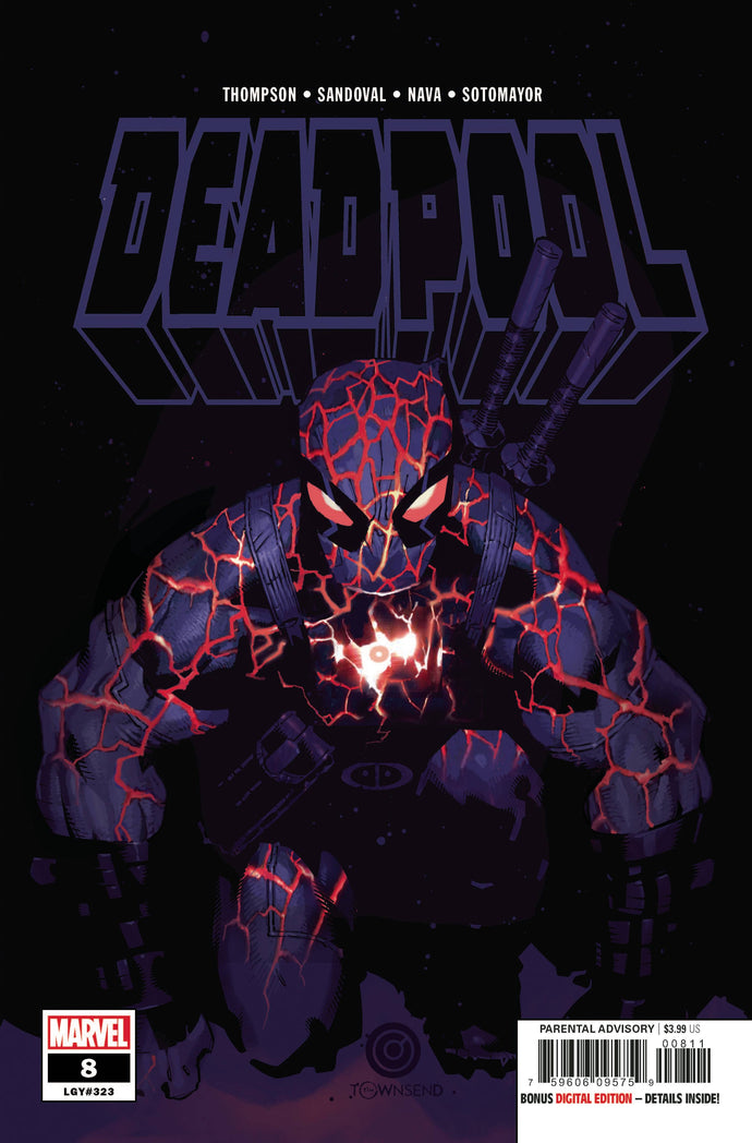 Deadpool #8 Chris Bachalo (2020)