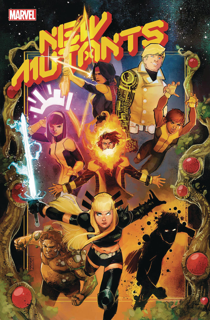 New Mutants #1 Rod Reis Variant (2019)
