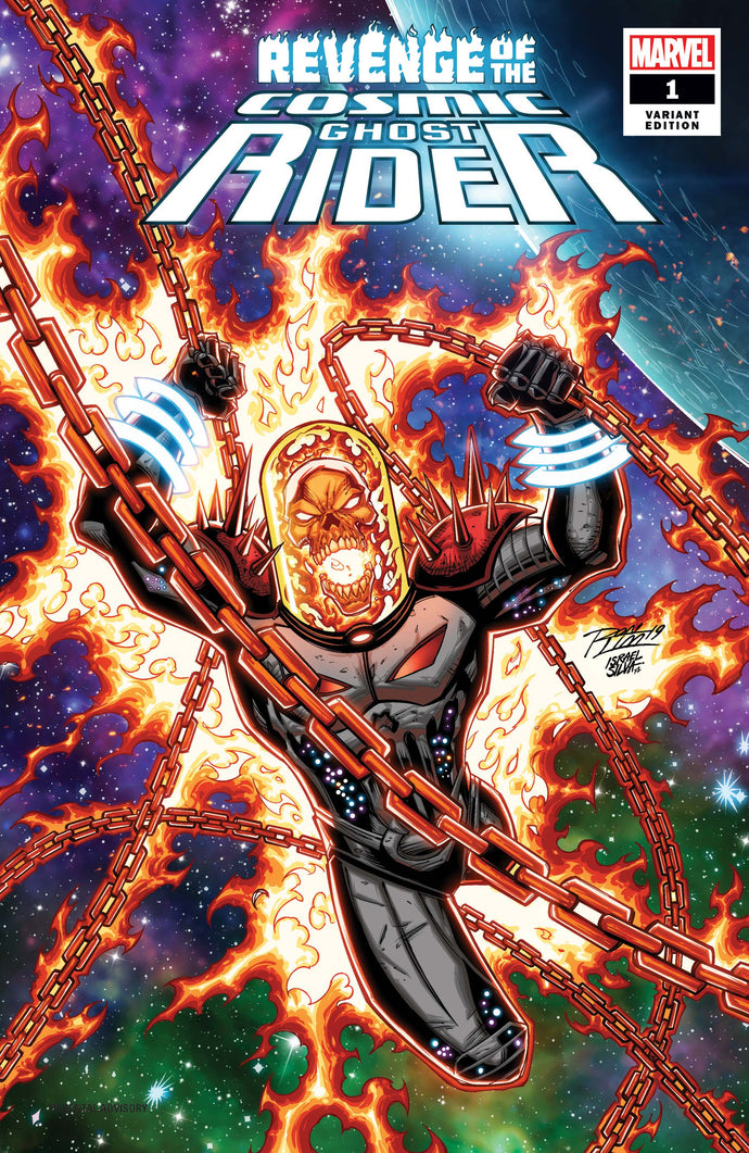 Revenge of the Cosmic Ghost Rider #1 Lim Variant (2019)