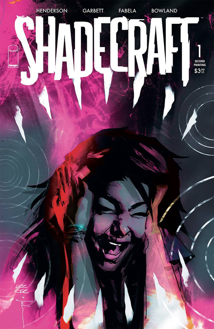Shadecraft #1 Lee Garbett Variant 2nd Printing (2021)