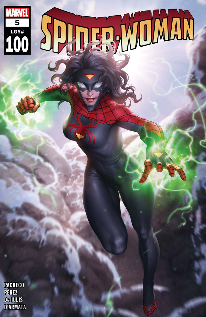 Spider-Woman #5 Jung-Geun Yoon (2020)