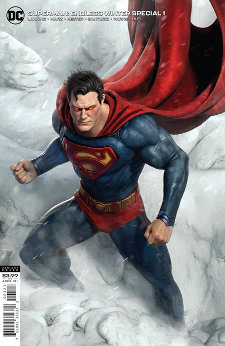 Superman: Endless Winter #1 Rafael Grassetti Variant (2020)