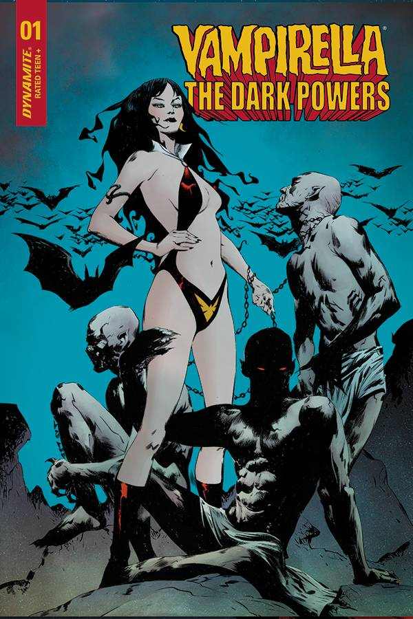 Vampirella: Dark Powers #1 Jae Lee 1:10 Variant (2020)