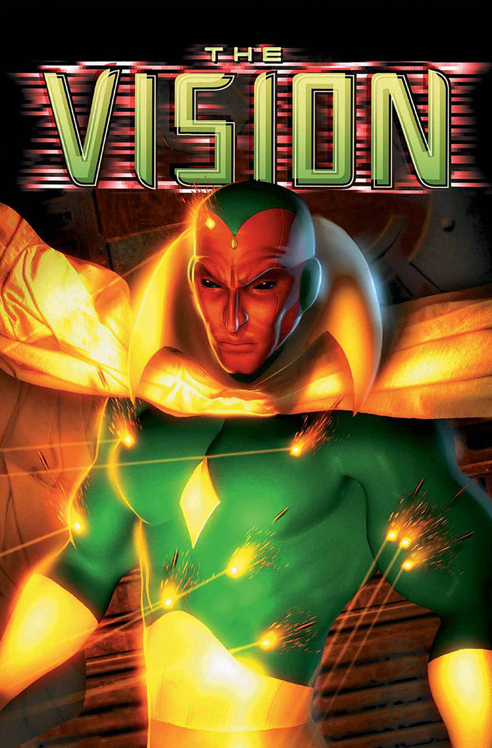 Vision: Yesterday and Tomorrow Trade paperback (2015)