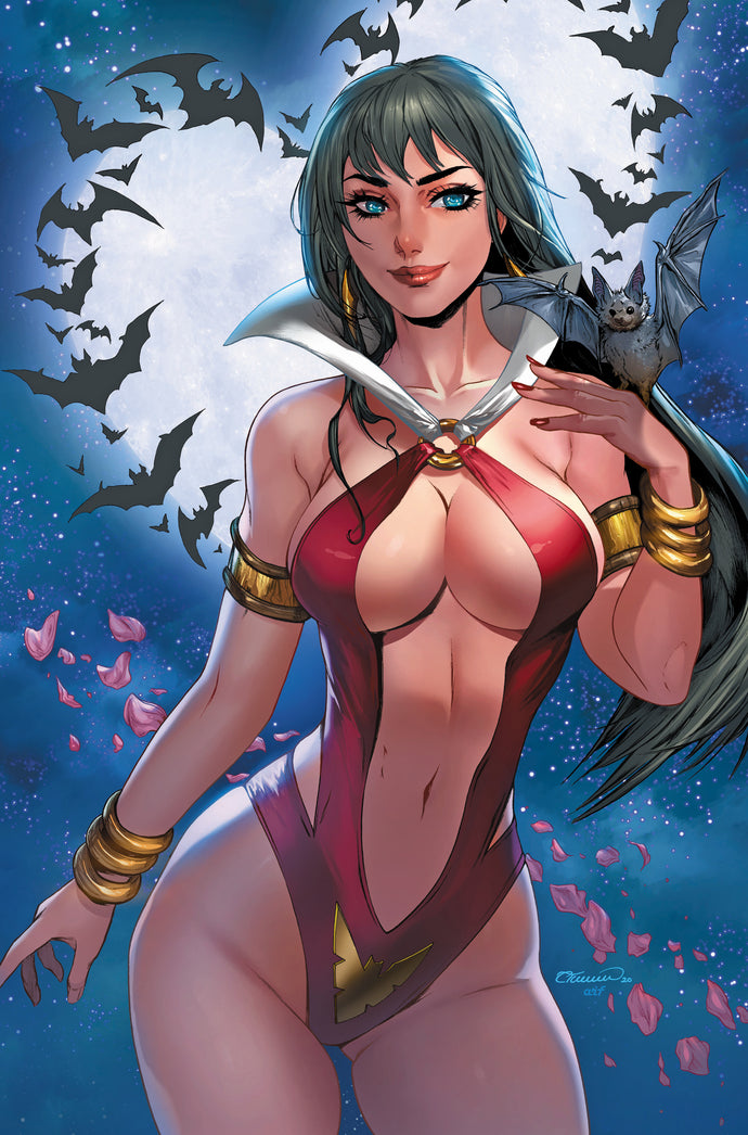 Vampirella Valentine's Special One Shot Collette Turner Virgin Variant (2021)