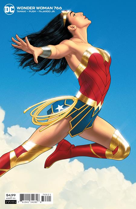 Wonder Woman #766 Josh Middleton Card Stock Variant (2020)