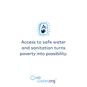 Support Water.org with a coffee subscription.