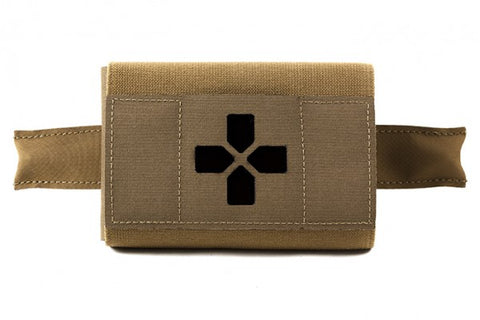 Micro Trauma Kit NOW! - Belt - Empty - Coyote Brown