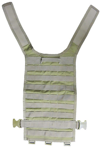 SCS Chest Rig Back