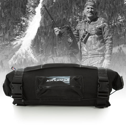 AAT SCOPE COVER - EXTREME 16 - Black