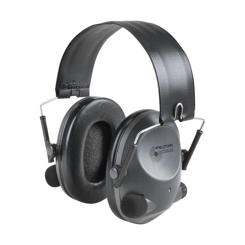 PELTOR SoundTrap Tactical 6-S Headset, Headband