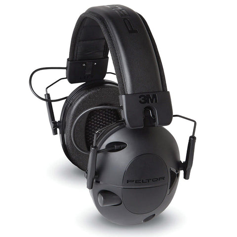 PELTOR Tactical Sport Electronic Headset (Black)