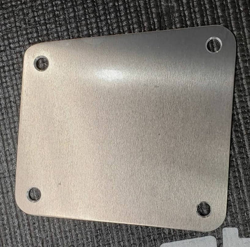 1964-66 Heat Core Block Off Plate