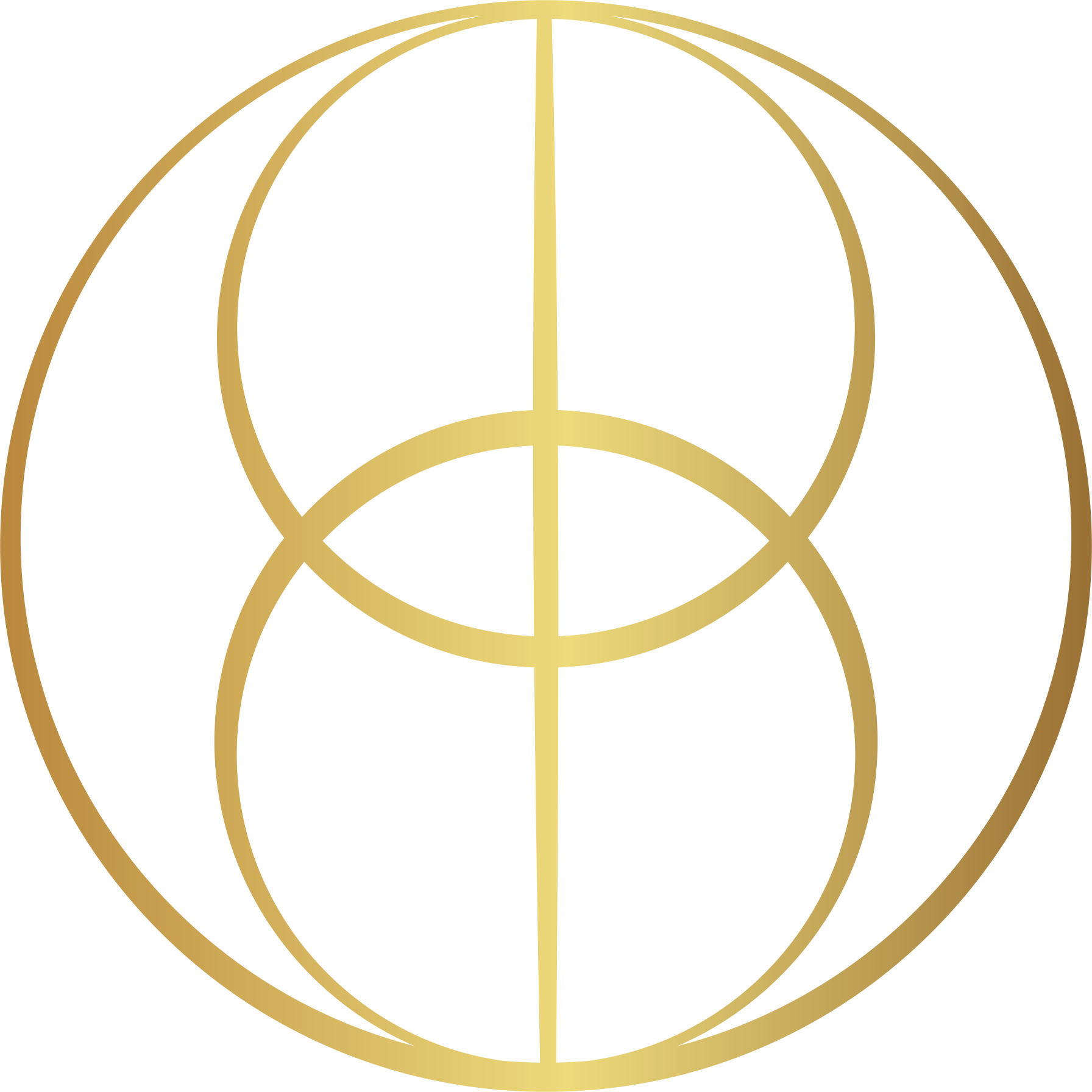 Three Golden Circles