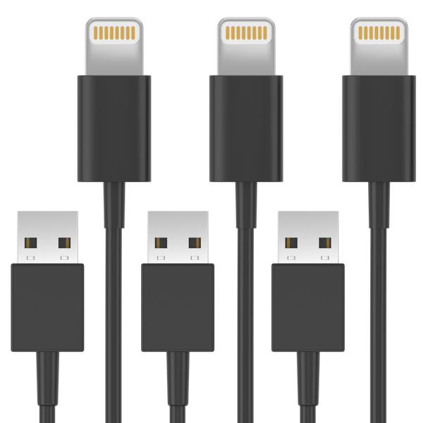HERCULES TUFF SHORT LIGHTNING CABLES