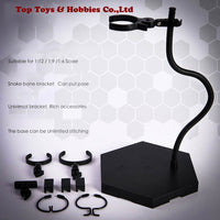 Stand Figure Body Black Black Universal Bracket Snake Bone Bracket Posable Stand Fit 1/6 1/9 1/12 Action Figure ACC