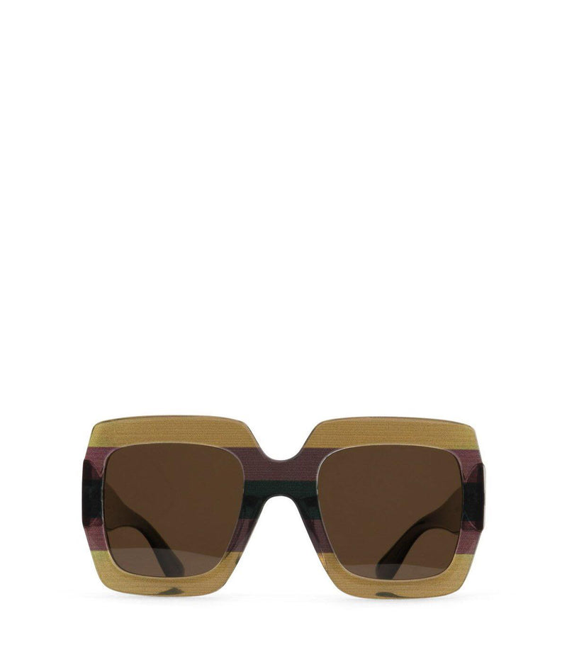 AVILA Sunglasses - Brown