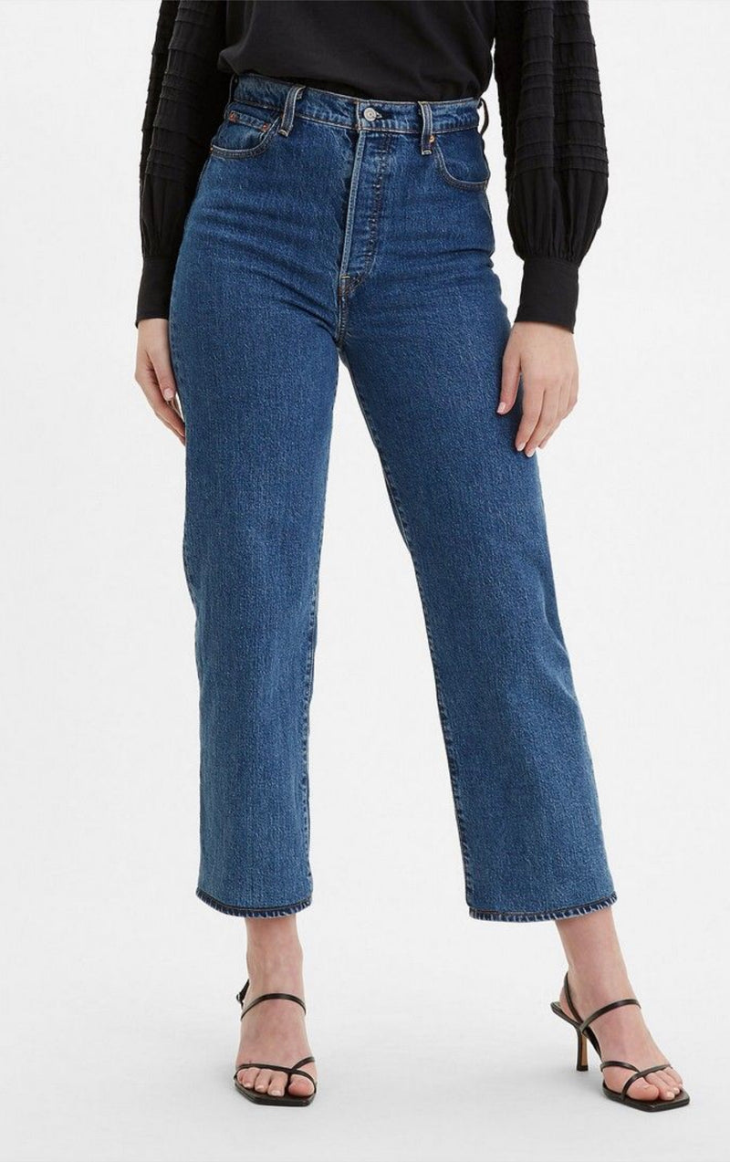 Levi's Ribcage Straight Ankle - Georgie