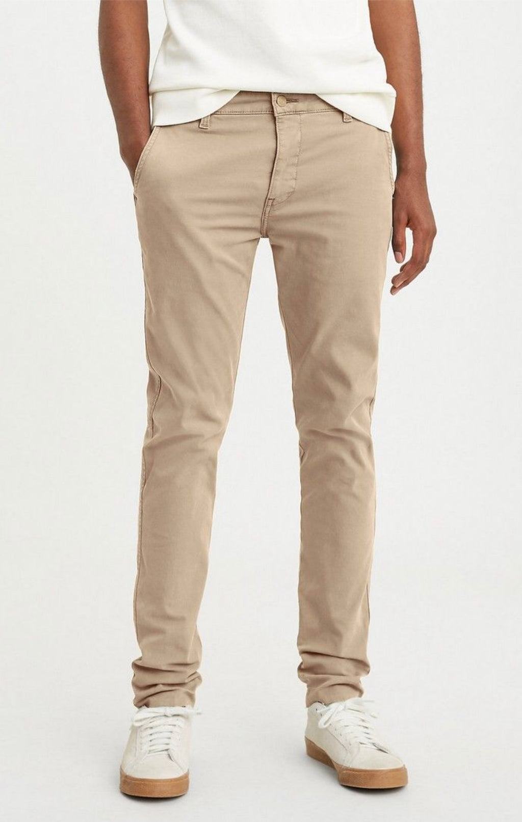 Men's XX Slim Fit Chino - Tan