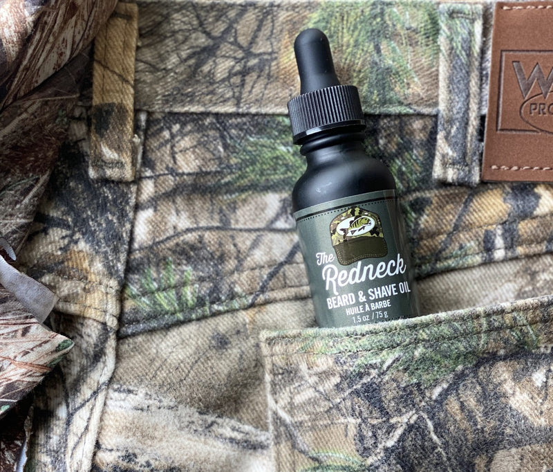 WW The Redneck Beard and Shave Oil
