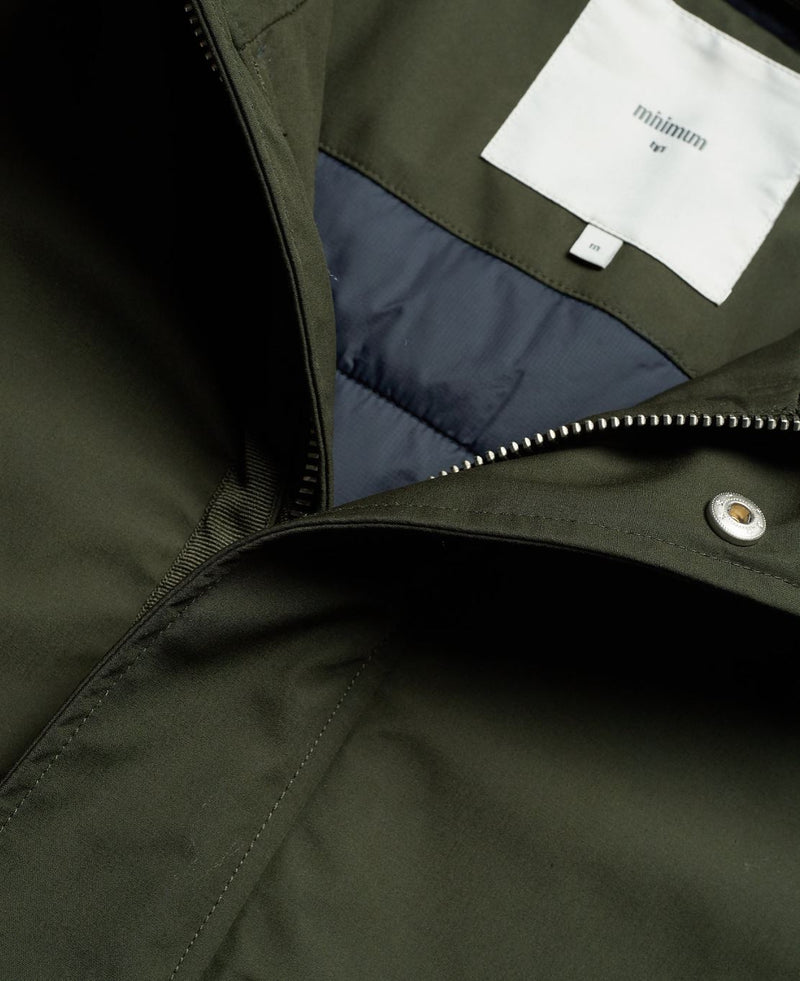 MEN'S CARLOW 3.0 RACING GREEN JACKET