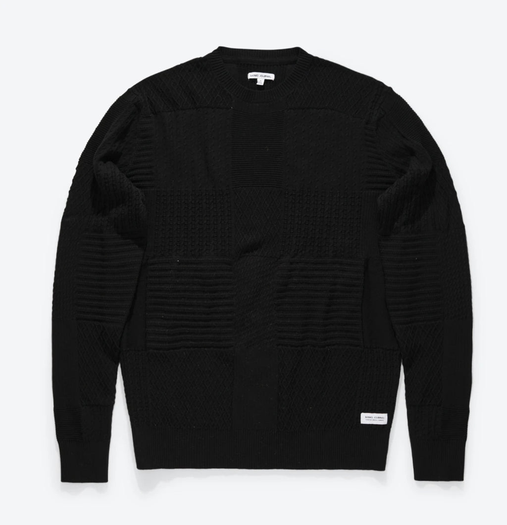 Men's Glitch Knitwear Sweater