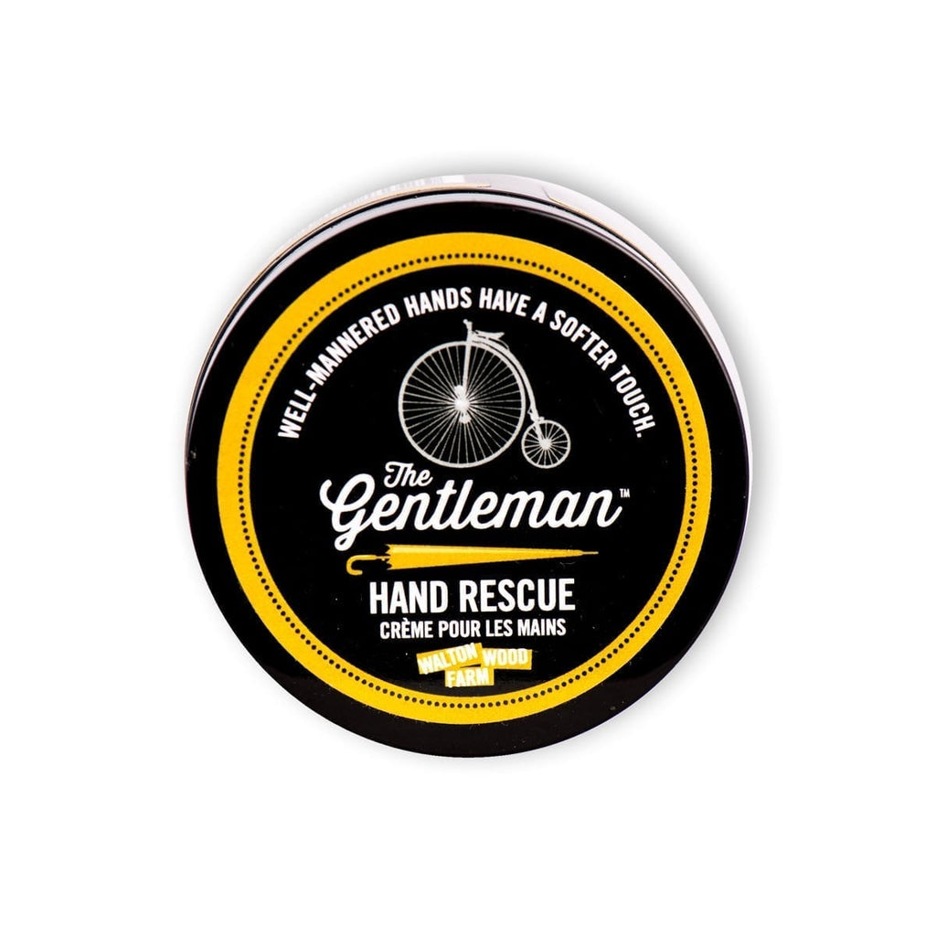 WW The Gentleman Hand Rescue Lotion in Citrus and Mahogany