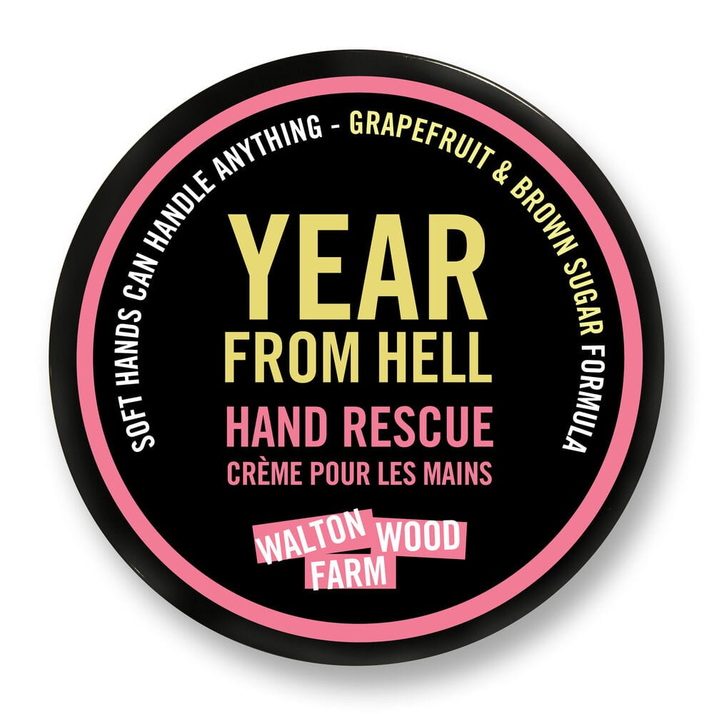 WW Year From Hell Hand Rescue Lotion in Grapefruit and Brown Sugar