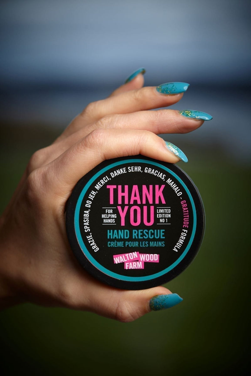 WW Thank You Hand Rescue Lotion Unscented