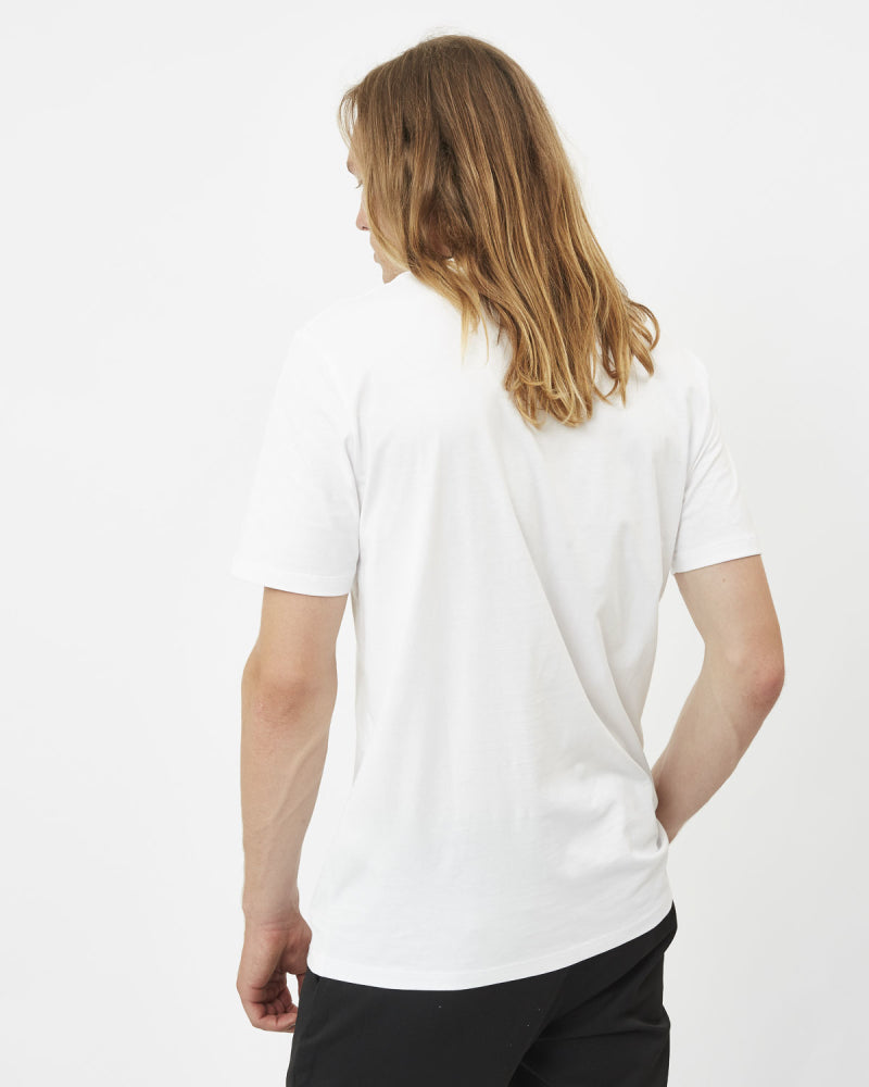 Men's Nowa Short Sleeved T-Shirt White