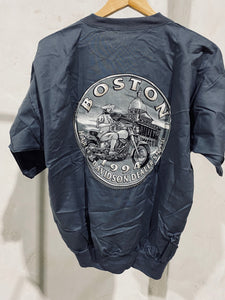 Vintage Harley Davidson mechanics / work shirt