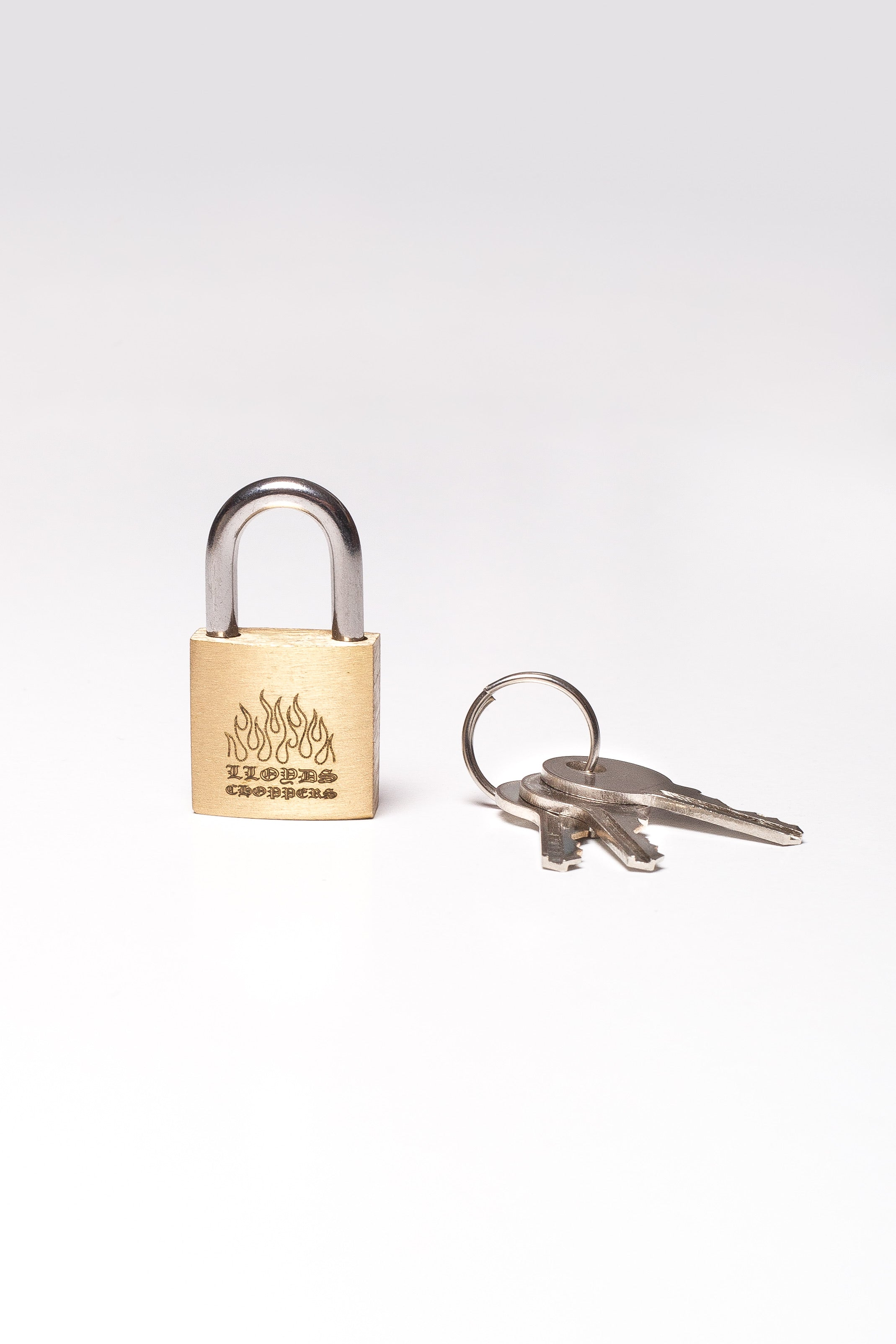 LLOYDS CHOPPERS PADLOCK