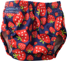 Load image into Gallery viewer, Swim Nappy - Strawberry