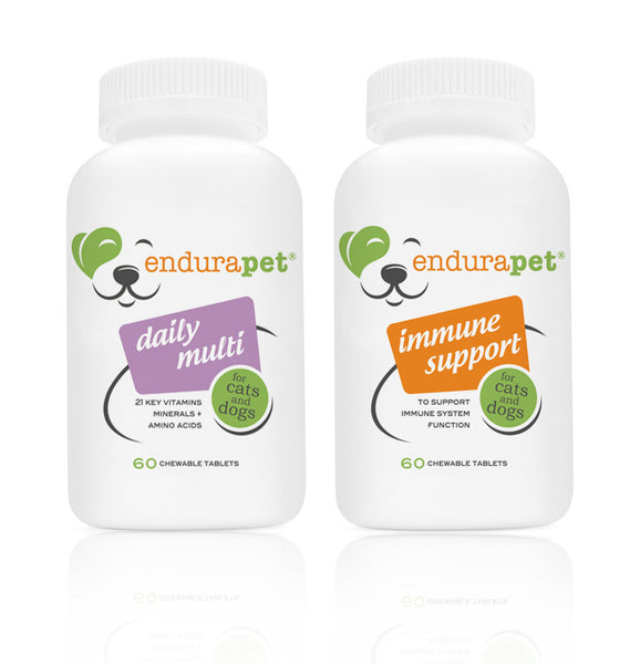 endurapet® Multi-immune Combo (2) pack for Cats and Dogs