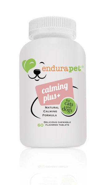 Calming Plus Pet Supplement For Cats & Dogs