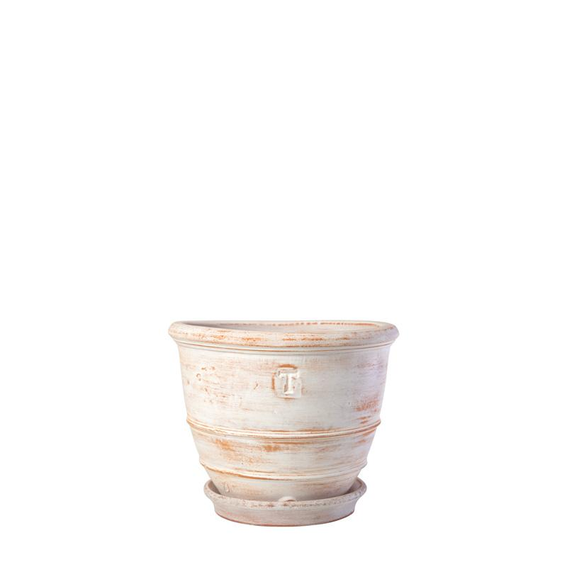 SET BOWL BORDE AROS 8″/1016; White Wash