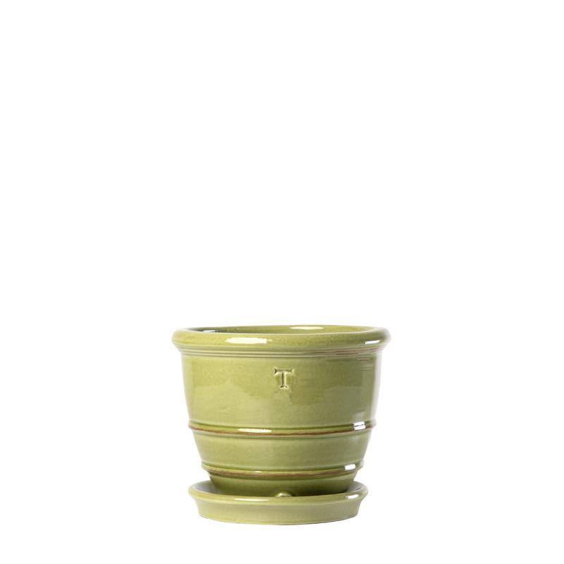 SET BOWL BORDE AROS 8″/1016; Verde Cítrico