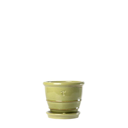 SET BOWL BORDE AROS 6″/1015; Verde Cítrico