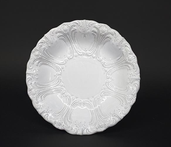 BOWL MEISSONIER; Blanco Cristal
