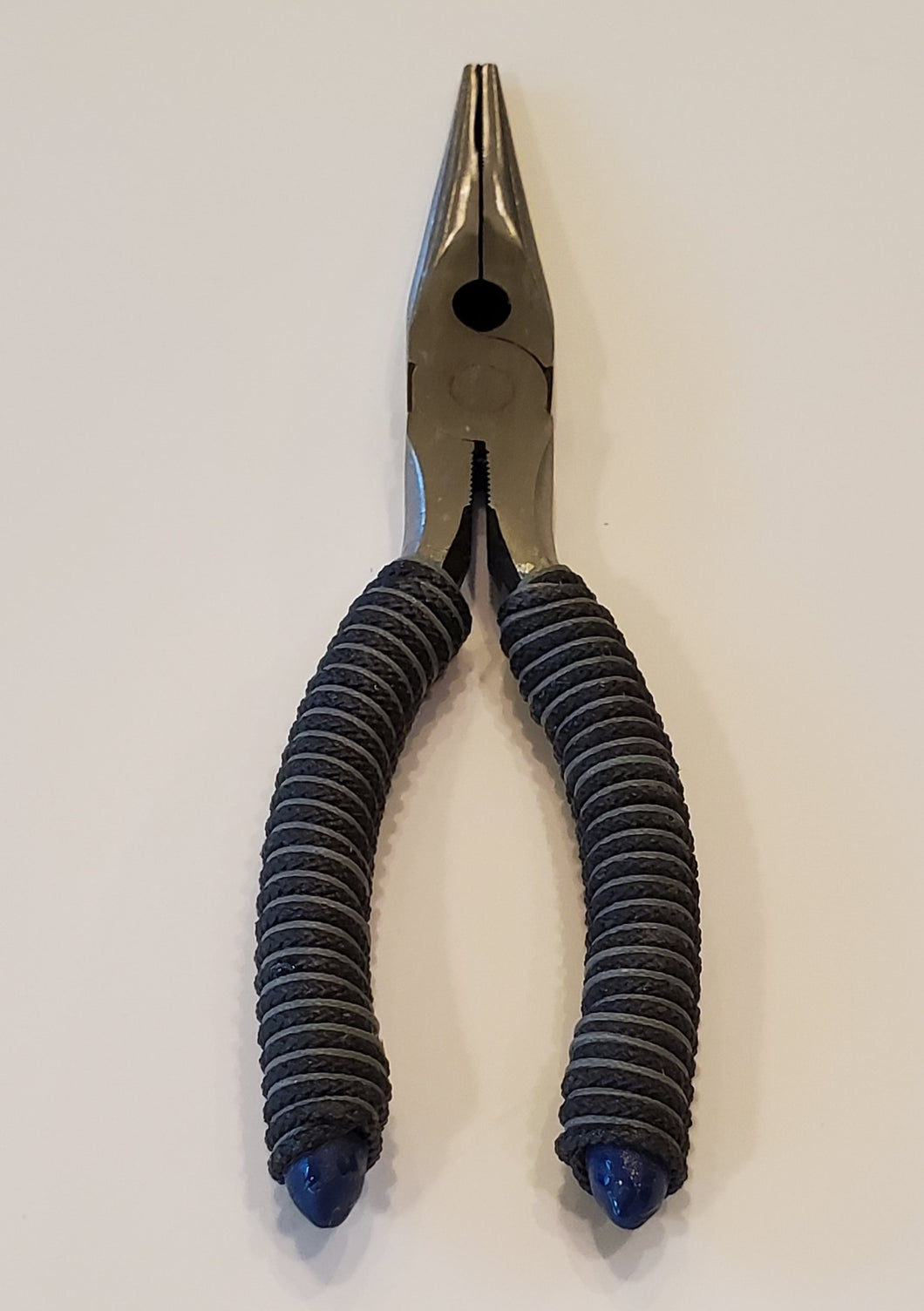 Black / Grey hand wrapped pliers