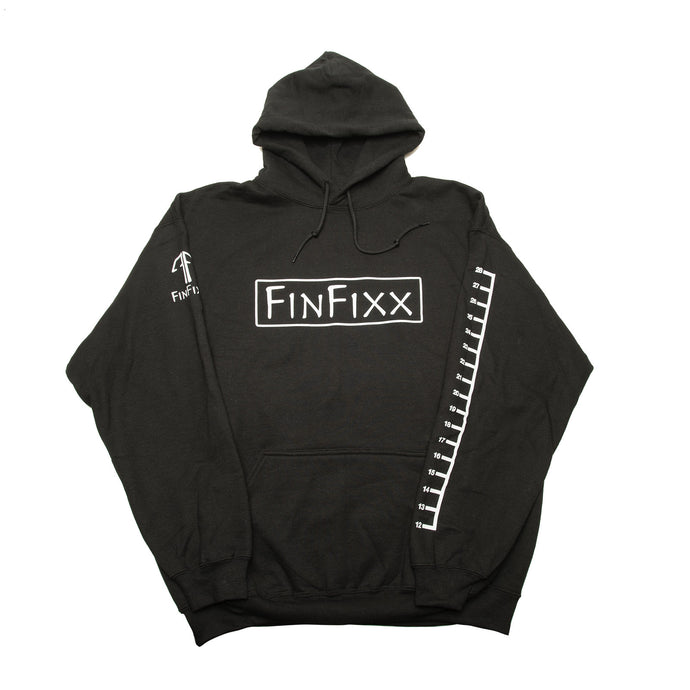 The Full on Black Hoodie